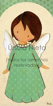 Angelito verde 01