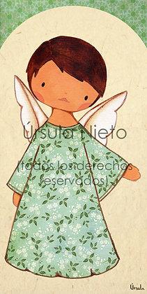 Angelito verde 02