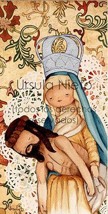 Virgen del Camino (León)