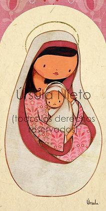 Virgencita rosa 04