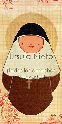 Madre María de la Purísima de la Cruz