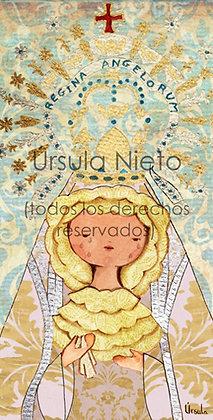 Virgen de los Ángeles (Los Negritos-Sevilla)