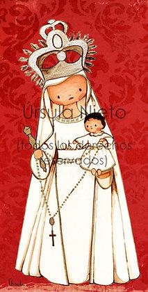 Virgen del Rosario (El Rubio)