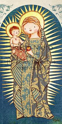 Virgen del Coral