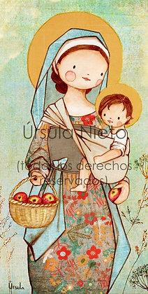 Virgen del cesto