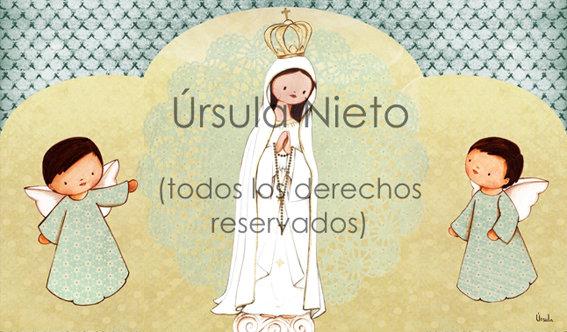 Tríptico de la Virgen de Fátima