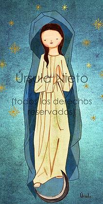 Virgen del Colegio Portaceli (Sevilla)