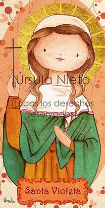 Santa Violeta