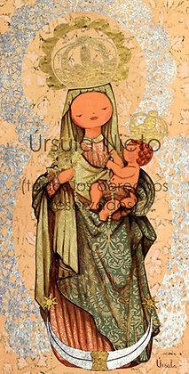 Virgen del Amparo (Parroquia de Santa María Magdalena-Sevilla)