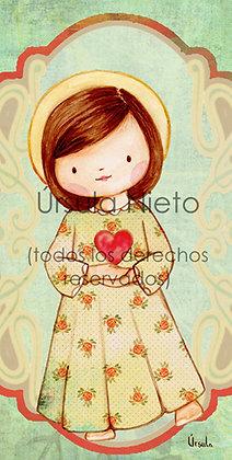Virgencita del amor
