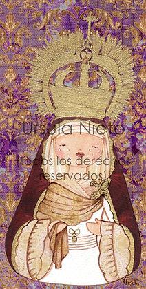 Virgen de la Soledad (Gran Poder-Los Palacios y Villafranca)