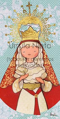Virgen de los Ángeles (La Borriquita-Los Palacios y Villafranca)