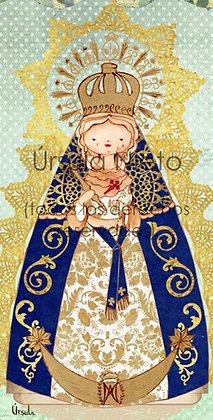 Virgen de las Angustias (Aznalcázar)