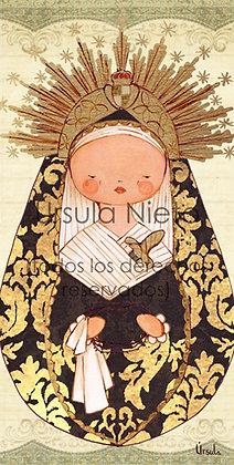 Virgen de la Soledad (San Lorenzo-Sevilla)