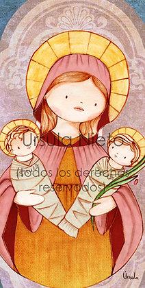 Santa Valeria de Milán