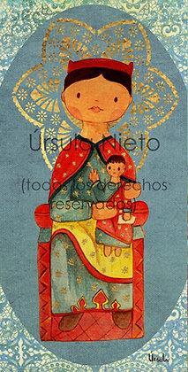 Virgen de Nuria
