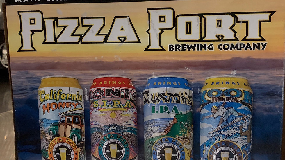 Pizza Port, Mixed Case 12 x 16oz cans