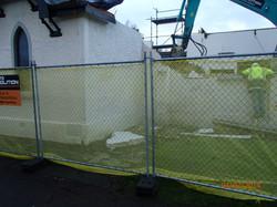 Demolition morning 20