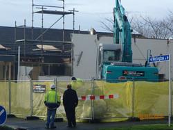 Demolition morning 27
