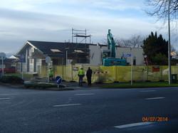 Demolition morning 26