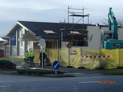 Demolition morning 28