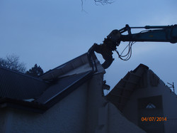 Demolition morning 17
