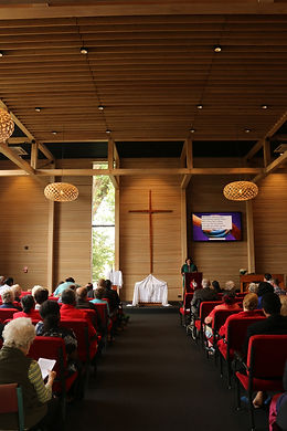 First Service in the new St John's Church.JPG