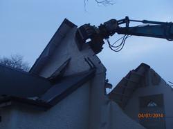 Demolition morning 16