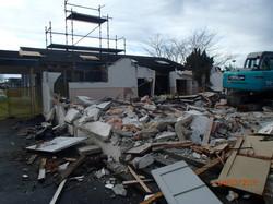 Demolition morning 30