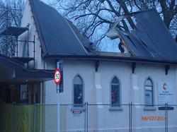 Demolition morning 13