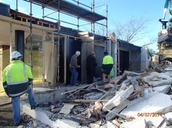 Demolition morning 31