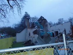 Demolition morning 15
