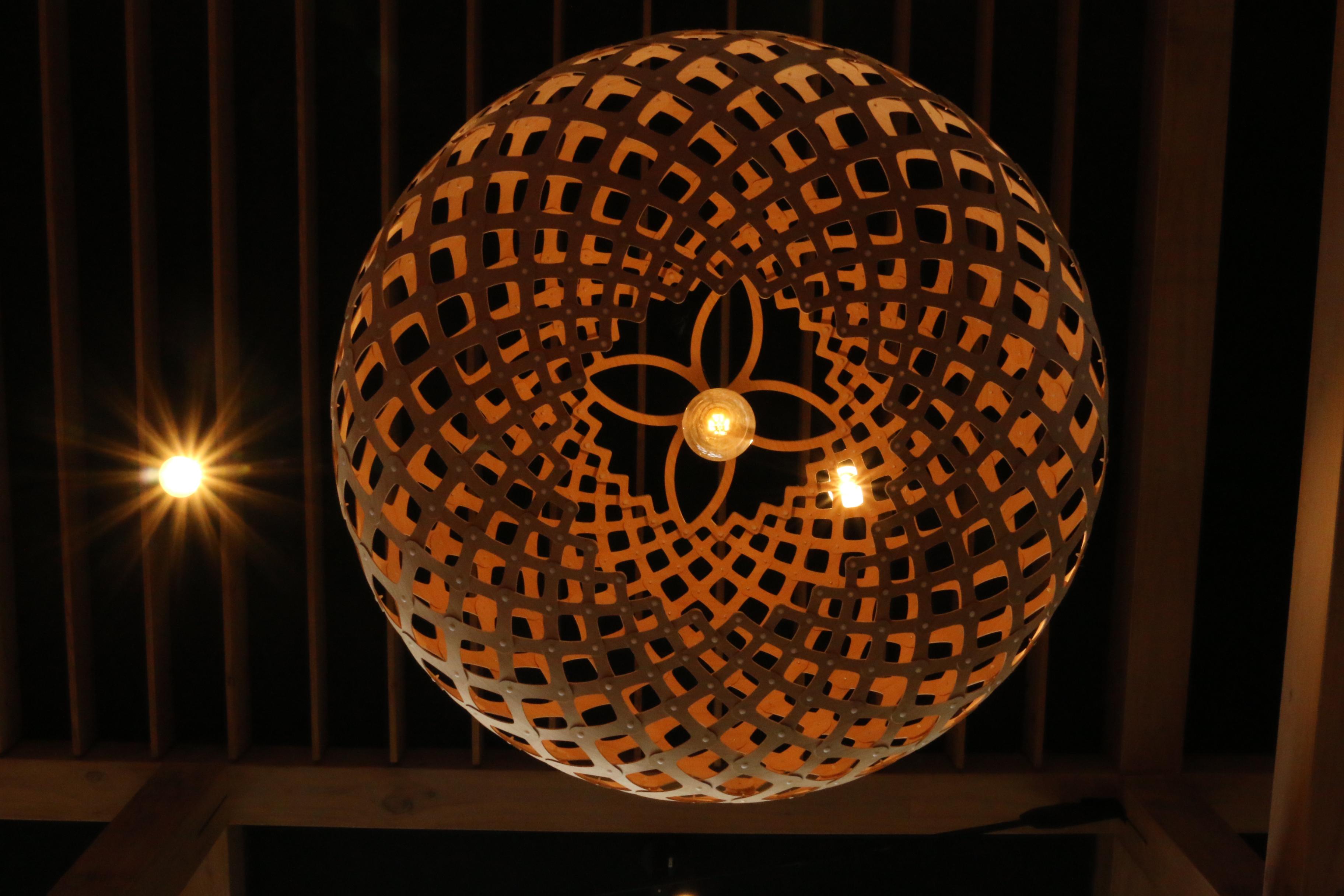 Lamp shade 4