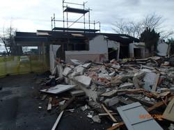 Demolition morning 29