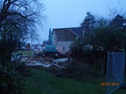 Demolition morning 4