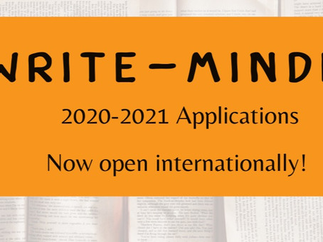 Apply to Be a Part of Our Write-Minded Family Now!