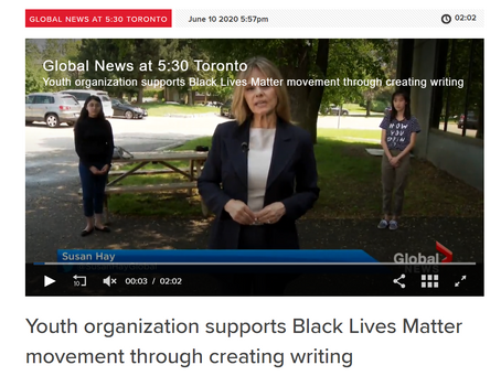 Our Co-Founders Appeared On Global News Yesterday!