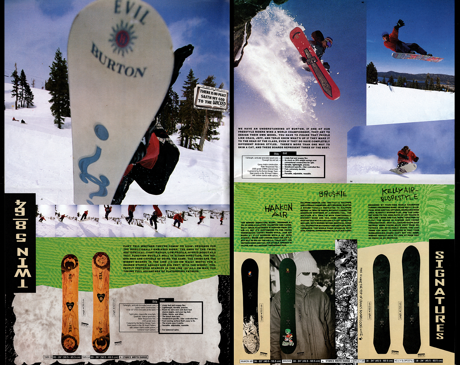 Burton Woods Catalog Twins Full Flat Sm.