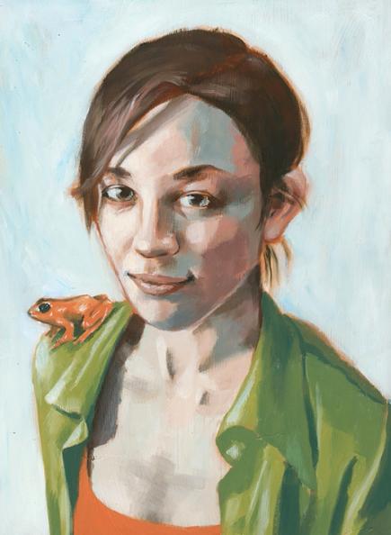 Student Portrait 4