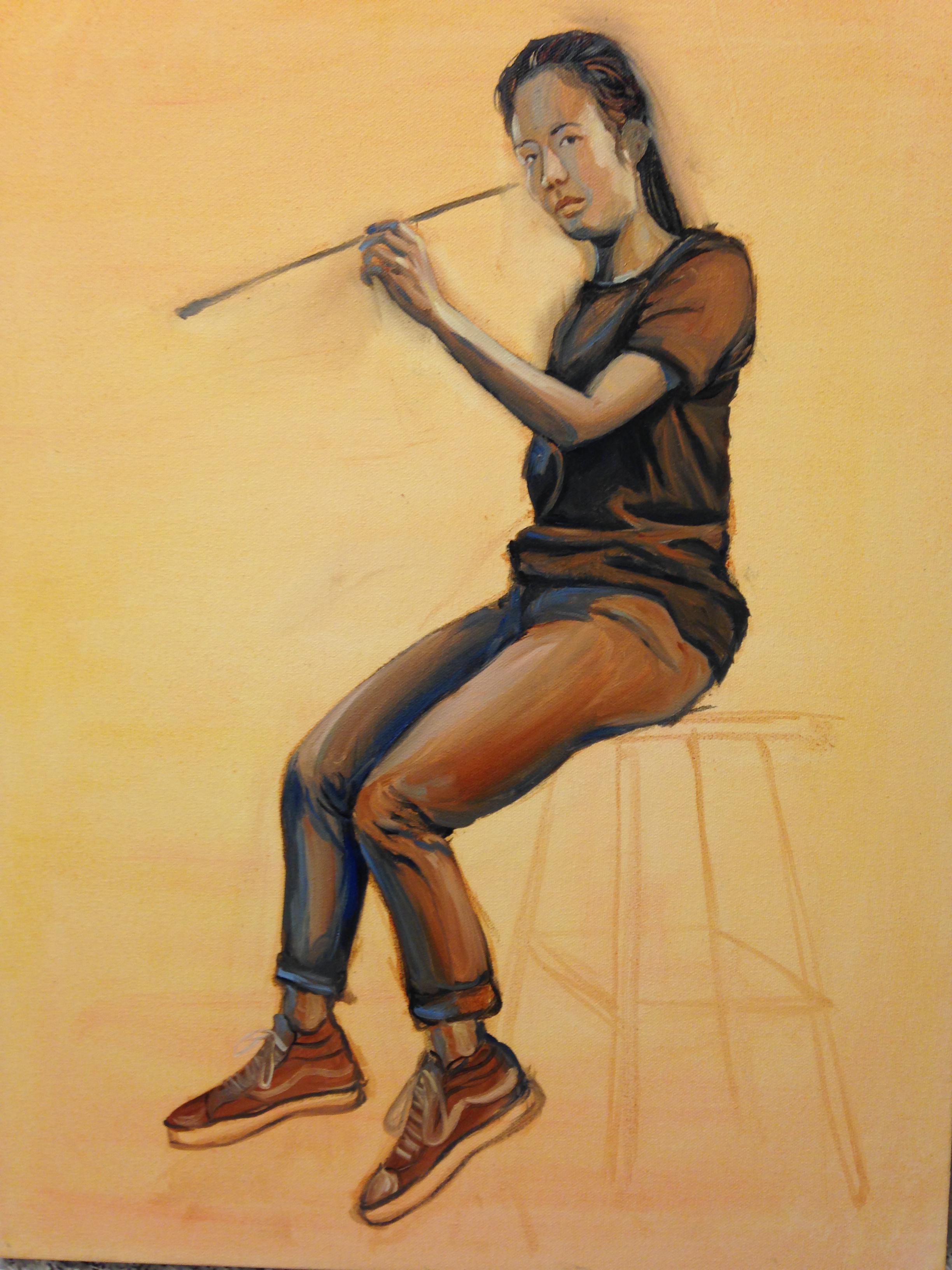 Student Portrait 11