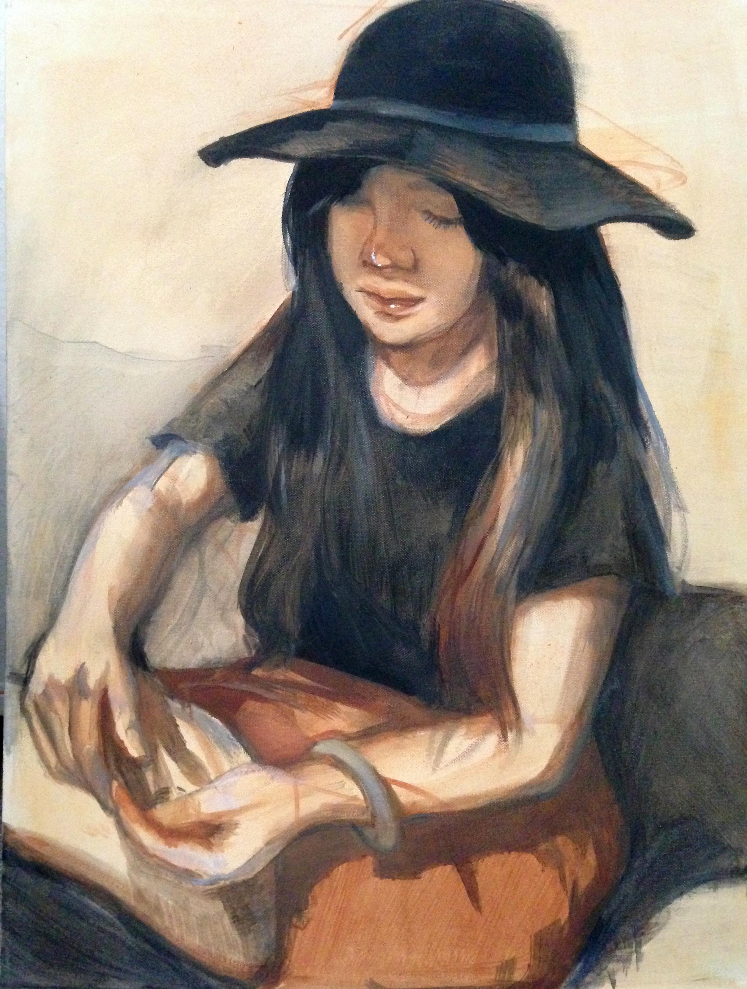 Student Portrait 3