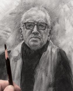Bill Hoppe Portrait Final Detail
