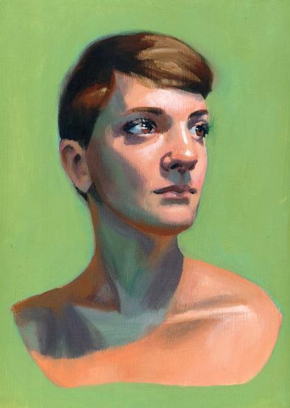 Student Portrait 9