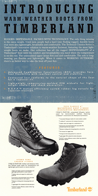 Timberland Boot Add 1 Sm