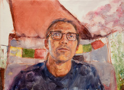 """Jason • 18"""" x 24"""" Oil on Canvas"""