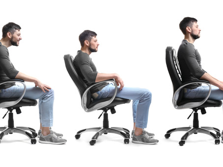 Posture Matters! Here's Why…