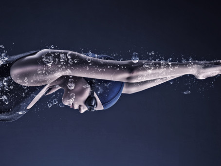 Don't Get into Deep Water with Swimming Injuries