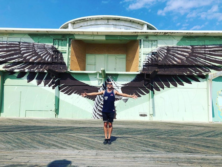Spread Your Wings, and Fly!