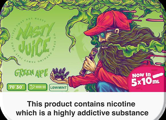 Nasty (green ape)