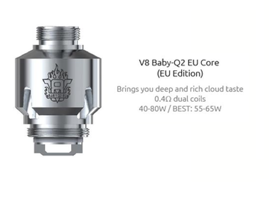 Smok Baby Q2 EU Coils
